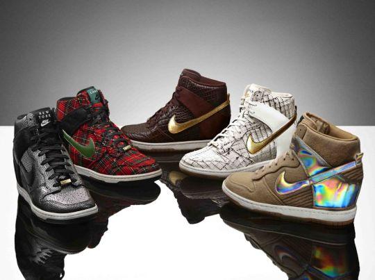 "Nike WMNS Dunk Sky High ""City Pack"""