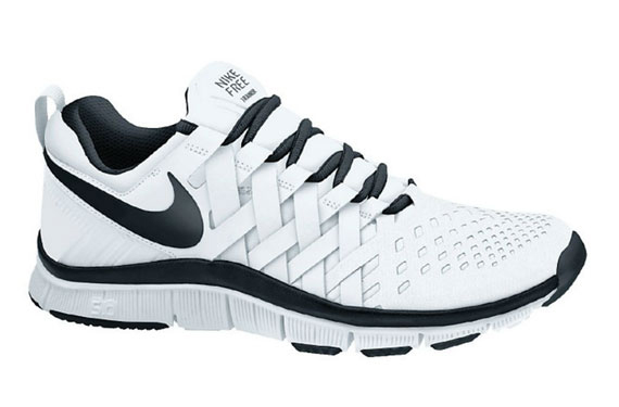 hot sale online 6ebbd 9de49 ... Gallery For  Nike Free Trainer 5.0 White ...