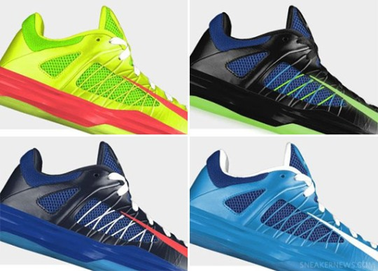 Nike Hyperdunk 2012 Low – Available on NIKE iD