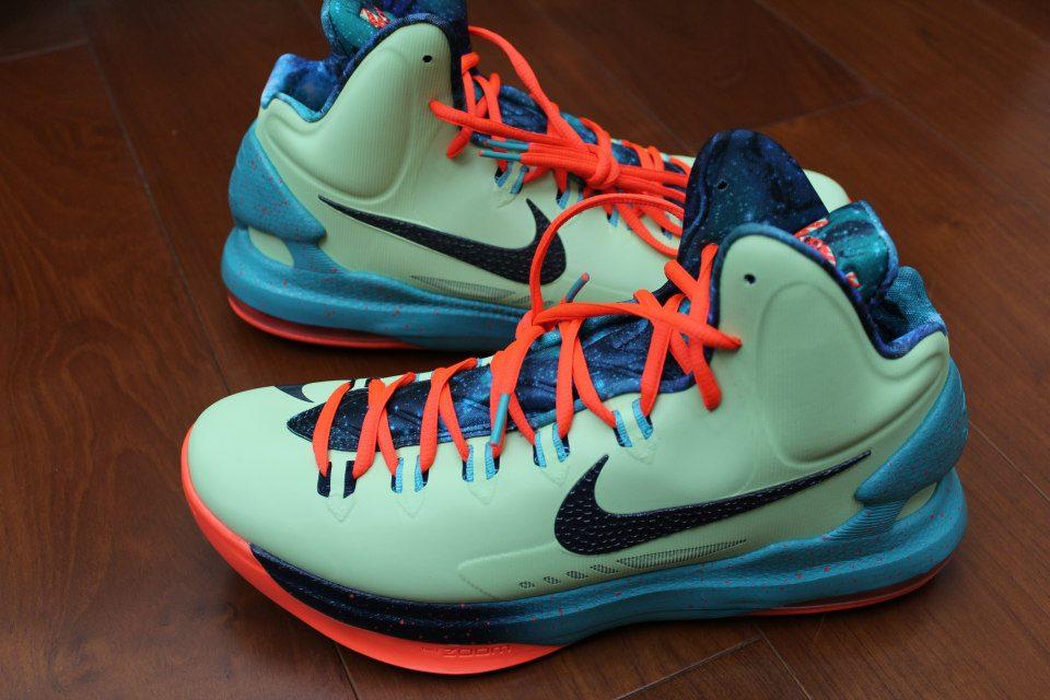 New Style Nike KD V 5 All Star Galaxy