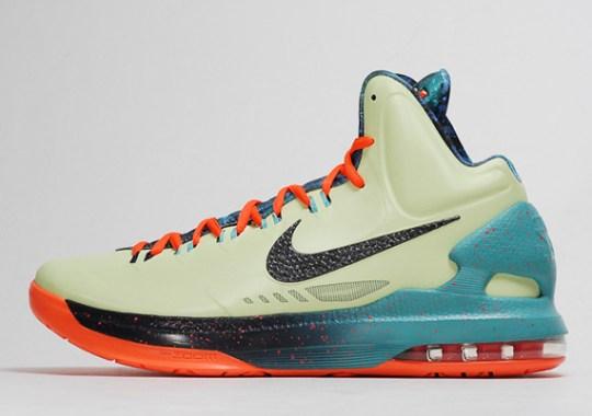 """Nike KD V """"All-Star"""" – Release Reminder"""