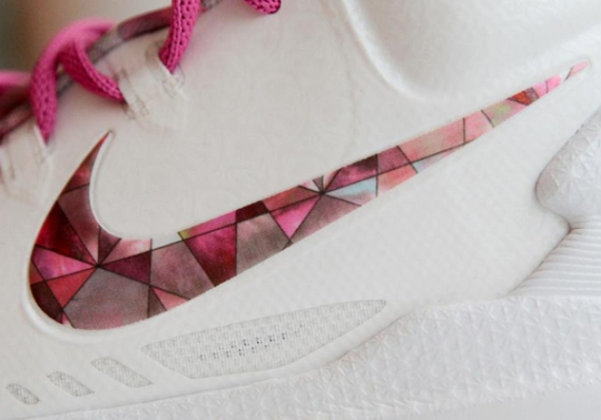 "Nike KD V ""Aunt Pearl"" – 2013 Kay Yow Collection"