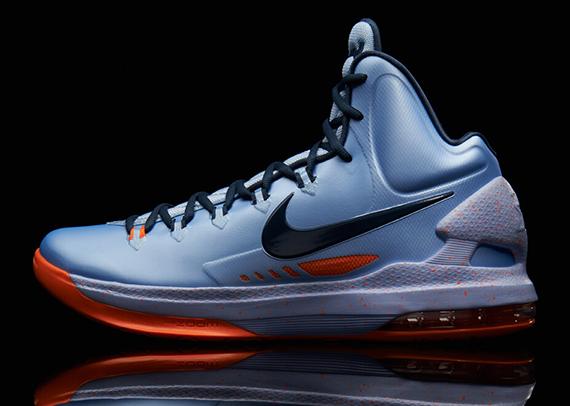 """Nike KD V """"Ice Blue"""" - Release Reminder - SneakerNews."""