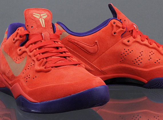 bcf8c64672d Nike Kobe 8 EXT - University Red - Court Purple - SneakerNews.com