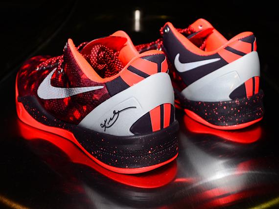 "Nike Kobe 8 GC ""Year of the Snake"" - Arriving at Retailers ...Kobe 8 Colorways"