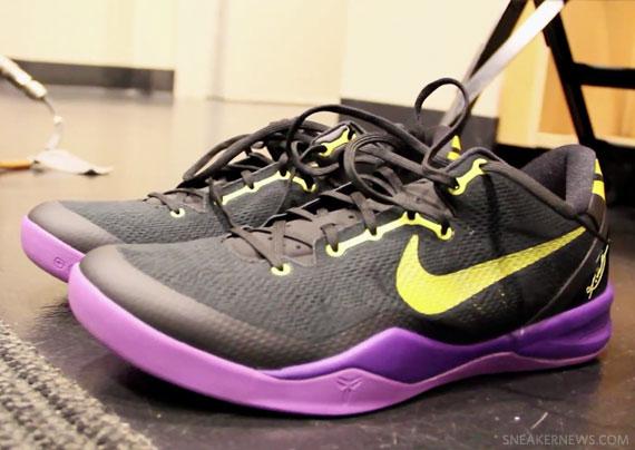Nike Zoom Kobe 8 System What the Kobe Custom