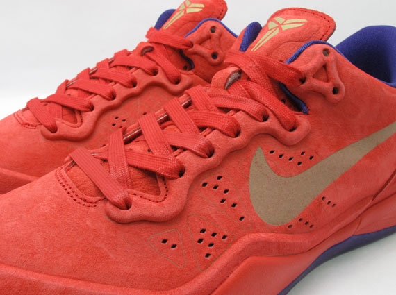 "Nike Kobe 8 EXT ""Year of the Snake"" – Red 