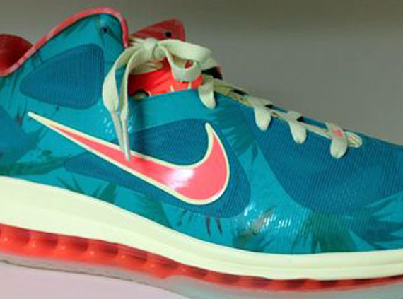 promo code d6066 a01fb Nike LeBron 9 Low Reverse LeBronold Palmer Available on eBay outlet