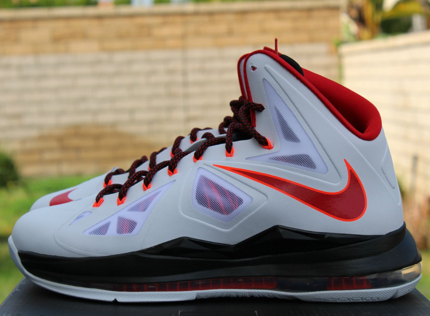 "Nike LeBron X ""Home"" - Release Reminder - SneakerNews.com"