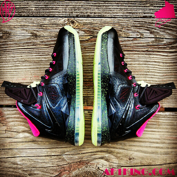 the latest 5367d c0a18 Nike LeBron X