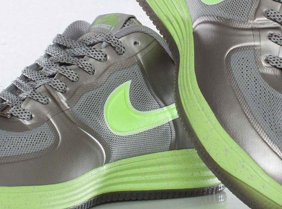 info for 5dfce 75a5e Nike Lunar Force 1 Fuse – Granite – Volt