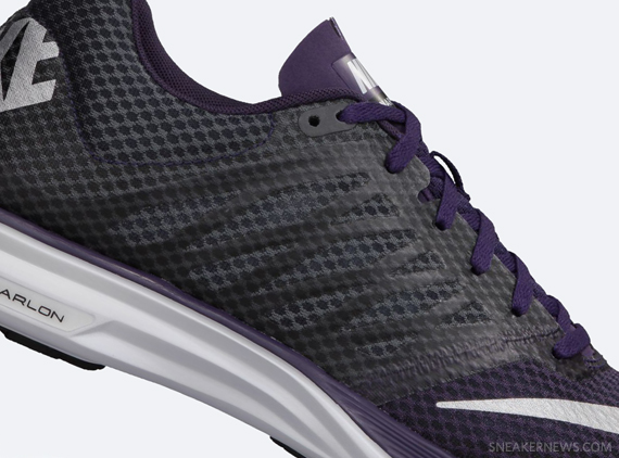 10a3ba9417c3 Nike LunarSpeed+ - Grand Purple - Black - SneakerNews.com