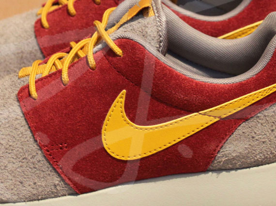 red and yellow roshe run