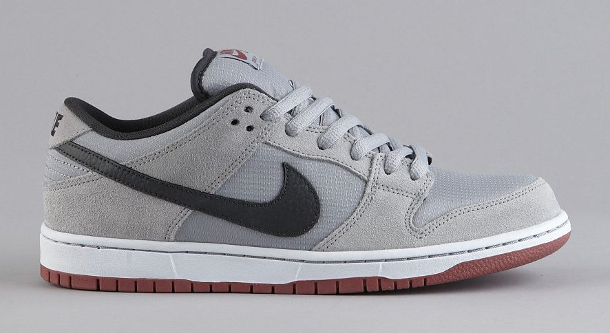 new products 06e83 369c7 Nike SB Dunk Low - Wolf Grey - Anthracite - Light Redwood ...