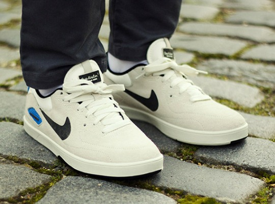 Nike SB Koston X Heritage – Sail – Black – Photo Blue