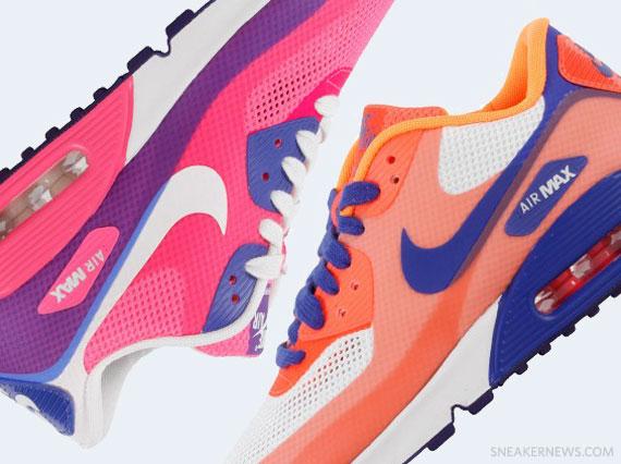 WMNS Nike Air Max 90 Hyperfuse Premium