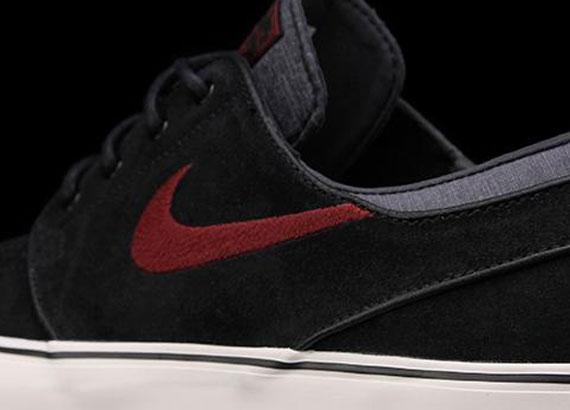 Nike Zoom Stefan Janoski - Black - Team