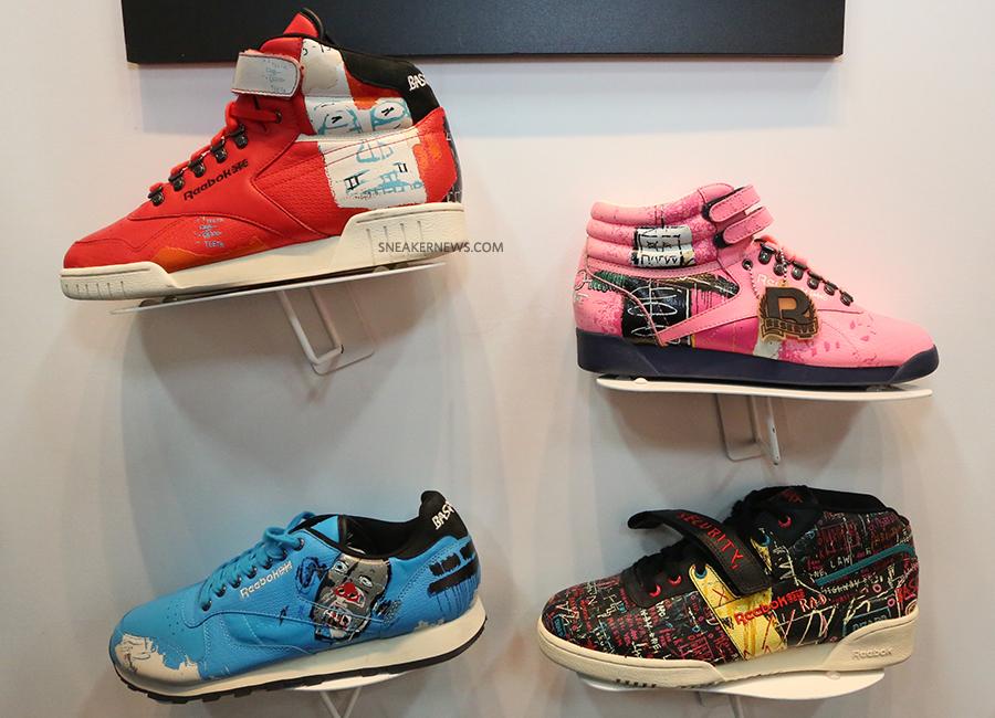 b87283fe5248 Reebok Classics 2013 Preview at PROJECT Las Vegas - SneakerNews.com