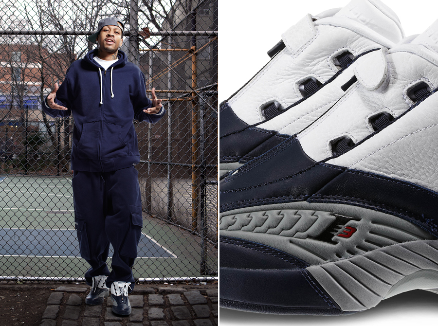 """Reebok Answer IV """"Georgetown"""" - Official Images ..."""