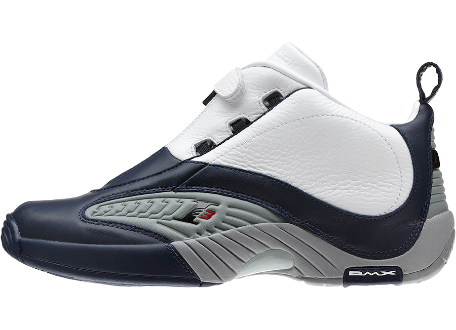 "Reebok Answer IV ""Georgetown"" - Official Images ..."