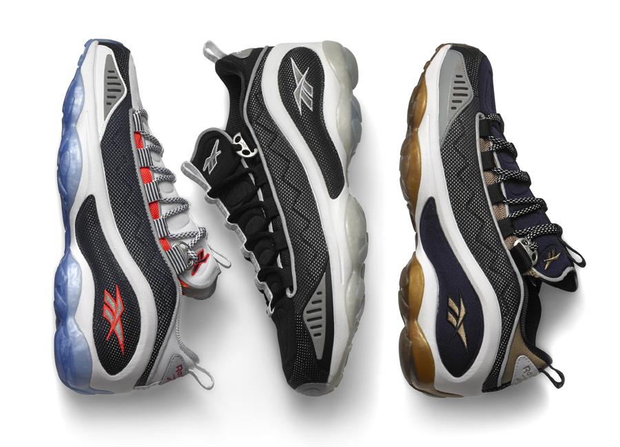 1997 reebok dmx running shoes