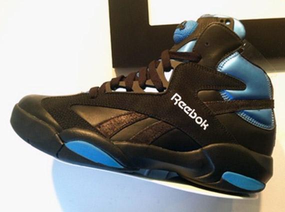 Reebok Shaq Attaq - Black Blue Retro - SneakerNews.com 0190f3328