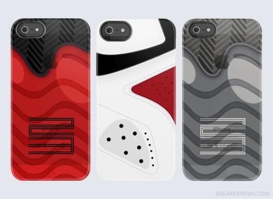 SneakerSt. x Uncommon Air Jordan Inspired iPhone Cases