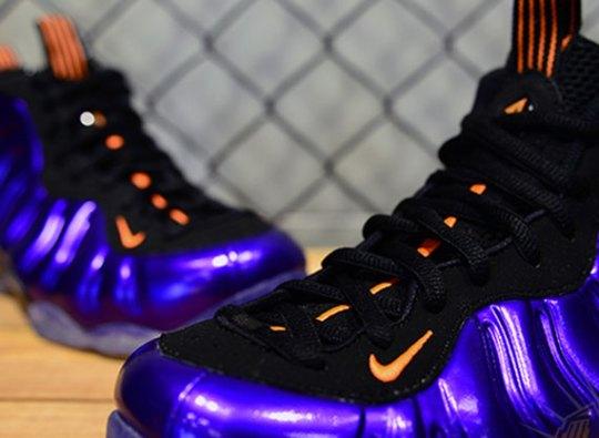 """Suns"" Nike Air Foamposite One"