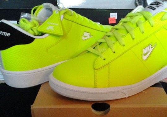 Supreme x Nike SB Tennis Classic – Latest Colorways