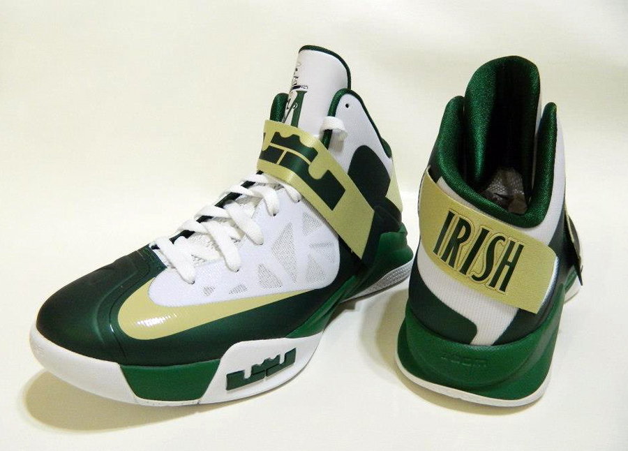 Lebron James Shoes Nike Zoom Soldier Vi