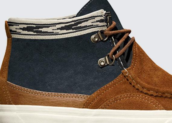 Taka Hayashi x Vans Vault – Spring 2013 Footwear