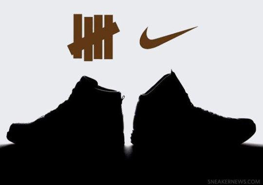 "UNDFTD x Nike ""Bringback Pack"" – Teaser"