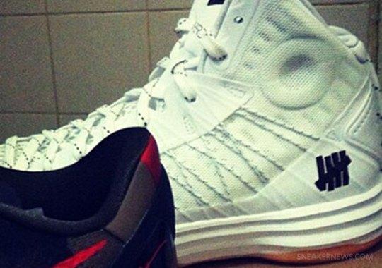 "UNDFTD x Nike Hyperdunk 2012 ""Bringback"" – Teaser"