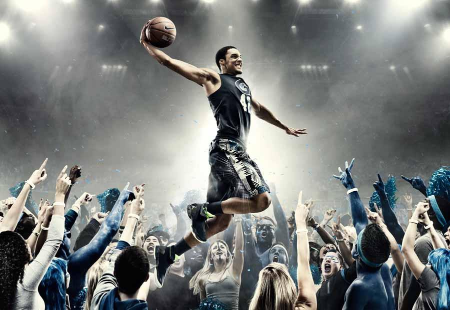 nike basketball salutes 2013 ncaa tournament teams