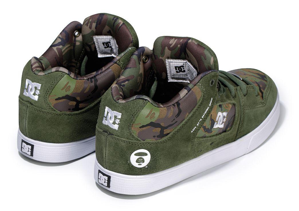 Bathing Ape x DC Shoes Radar Slim \
