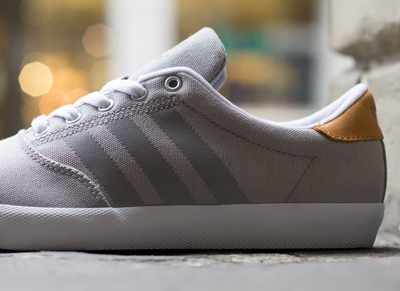 Equally obscure but perhaps having less of a lasting impression than the  hightop version, an old school Three Stripes lowtop gets a chance at  staking its ...