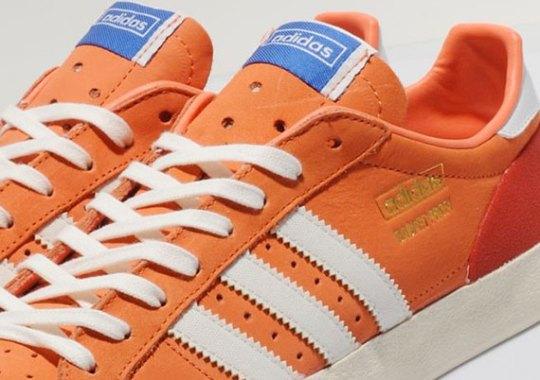 "premium selection aefb1 73cac adidas Originals Basket Profi Lo ""Coral"""