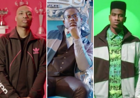 Champs Sports x adidas Originals adiColor with Iman Shumpert, Von Miller, & Damian Lillard