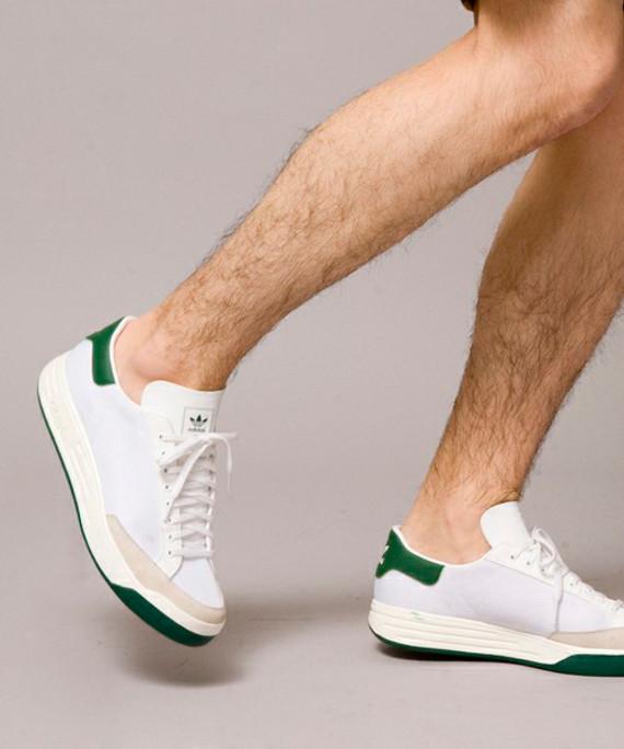Adidas Originals Rod Laver la belleza y juventud