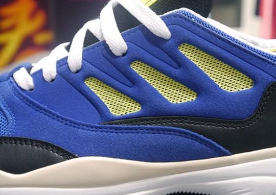 adidas Originals Torsion Allegra X – True Blue – Electricity