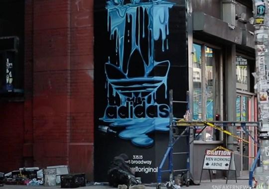 """Teyana Taylor x adidas """"Unite All Originals"""" – NYC Collision"""