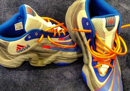 "adidas Real Deal – Iman Shumpert ""Knicks"" PE"