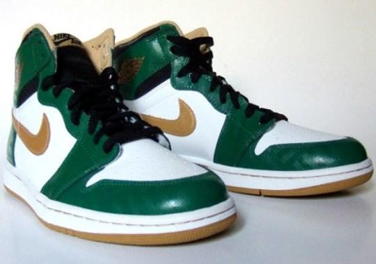 """Air Jordan 1 High """"Celtics"""" – Release Date"""