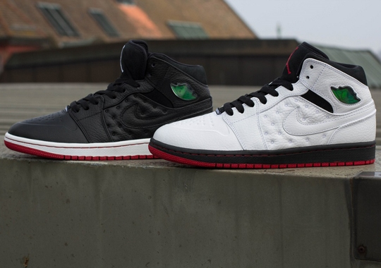 "Air Jordan 1 Retro '97 ""He Got Game"" + ""Playoffs"" – Release Reminder"