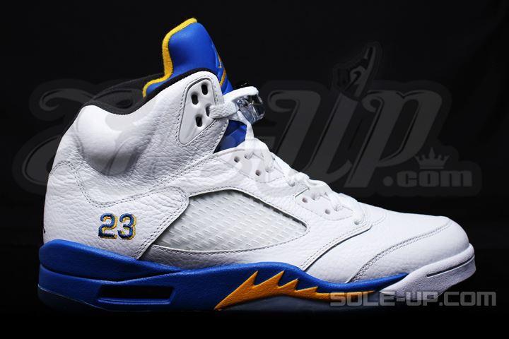 Air Jordan V u0026quot;Laneyu0026quot; - SneakerNews.com