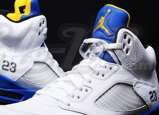 """Air Jordan V """"Laney"""""""