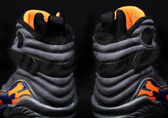 "Air Jordan VIII Retro ""Knicks"""