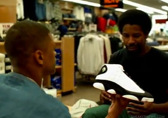 "Origin of a Nickname: Air Jordan XIII ""He Got Game"""