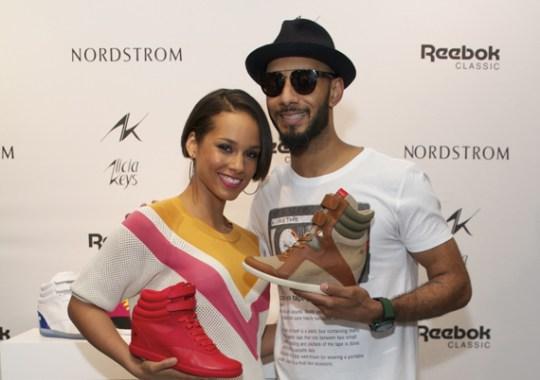 "Alicia Keys x Reebok Freestyle Hi Wedge ""A.Keys Collection"""