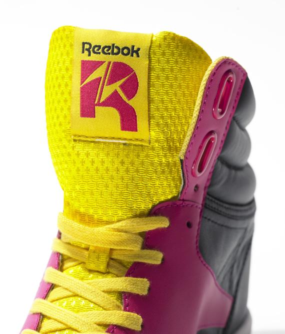 5c7da6161b7b1c Alicia Keys x Reebok Freestyle Hi Wedge